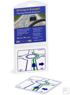 DriveRight® Lane Safety Device