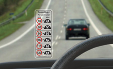 SpeedRight is a simple transparent Speedo Converter that helps you to drive at the correct speed in Europe or the UK.